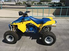1990 SUZUKI LT500 QUAD RACER QUADZILLA RESTORED WITH OEM SUZUKI PARTS AMAZING!