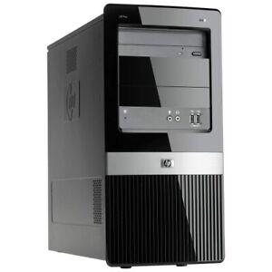 PC HP Pro 3130 Core i3 I3-550 3.2 GHz 2 GO 160 GO DVDrw WIN 7 PRO