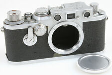 LEICA IIIF RDST BODY SERIAL #691502 1954 W/TAKE-UP SPOOL