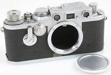 LEICA IIIF RDST BODY SERIAL #691502 1954 W/TAKE-UP SPOOL