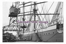 rs0106 - German Sailing Ship - Magdalene Vinnen , built 1892 - photograph