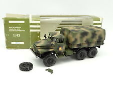 Elecon Russie 1/43 - Ural 4370 Bâché Militaire Russian Army