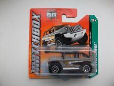 MATCHBOX 60 ans anniversaire-Jeep Willys concept, dans NEUF dans sa boîte