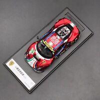 Looksmart 1/43 Ferrari 488 GTE 2019 LM Le Mans AF Corse #51 car model LSLM091