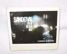 ARTURO SANDOVAL CD & DVD Live at the Blue Note