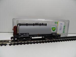 """Trix 15504-14 - Spur N - DB - 4-achs. Kesselwagen """" BP """" - TOP in OVP - #1143"""