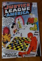 Justice League of America  # 1 Silver Age Classic  Replica Edition ☆☆☆☆