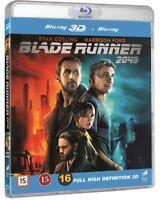 Blade Runner 2049 3D + 2D Blu Ray