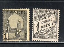 FRANCE EUROPE FRENCH TUNISIA STAMPS   MINT HINGED  LOT 30603