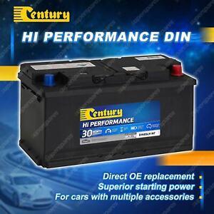 Century Hi Performance Din Battery for Bugatti Eb 110 GT Petrol AWD Coupe HH32E