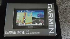 Garmin Drive 52 Satellite Navigation
