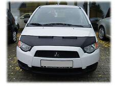 Mitsubishi Colt since 2009 CUSTOM CAR HOOD BONNET BRA FRONT MASK BRA DE CAPOT