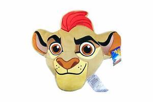 Lion Guard Kion Plush Face Throw Pillow