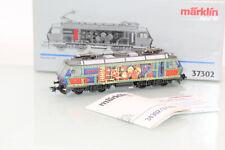 Märklin H0 37302 Schweiz E-Lok Re 446 Metallbaukasten SBB Digital in OVP GL5594
