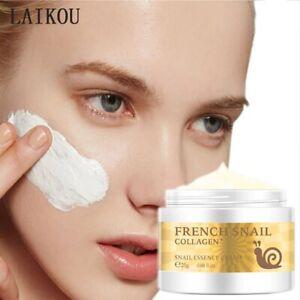 Snail Face Cream Collagen Anti Wrinkle Anti Aging Whitening Nourishing Skin Care