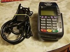 VeriFone Omni 3750 Credit Card Terminal with Chip Reader