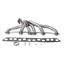 For 91-99 Stainless Manifold Header/Exhaust Jeep Wrangler Cherokee 4.0L TJ YJ XJ