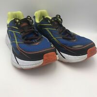 HOKA One One Clifton 3 Running Shoes Blue Men's Sz 9 - 1012046 SEE NOTES