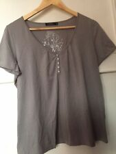 T Shirt Caroll Taille 42 Comme Neuf