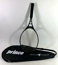 Vintage 1979 Prince Pro 110 Tennis Racquet Racket 4 1/2 Grip w/ Case