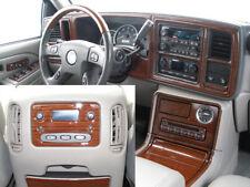 CADILLAC ESCALADE EXT 2003 - 2006 NEW AUTO STYLE INTERIOR WOOD DASH TRIM KIT 27P
