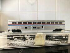 Con-cor Amtrak superliner phase II bagagge coach n gauge 0001-004621