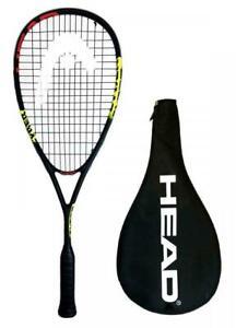 Head Cyber Pro Squash Racket + Cover