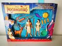 Pocahontas Collect Action Figures Disney Mattel Fondo Di Magazzino Vintage Toys