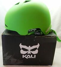 KALI PROTECTIVES-VIVA HELMET, SIZE LARGE-NEON GREEN-CYCLING BIKE HELMET-NEW