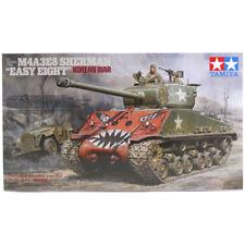 """Nos Tamiya M4A3E8 tanque Sherman """"fácil ocho"""" Guerra de Corea (escala 1:35) NUEVO"""