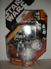 Star Wars Legends Clone Commander w/ Exclusive Coin HTF