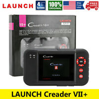 X431 Auto OBD2 Scanner Code Reader Engine ABS Airbag SRS Diagnostic Scan Tool US