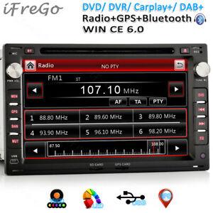 Für VW GOLF IV Jetta Sharan Skoda Autoradio GPS Navigation Bluetooth Radio TPMS+