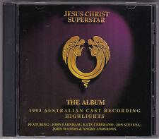 Jesus Christ Superstar - 1992 Australian Cast Recording Highlights - CD