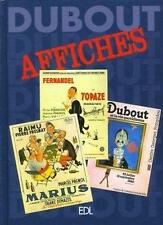 Affiches Dubout Neuf Livre