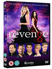 REVENGE COMPLETE DVD FINAL SEASON 4
