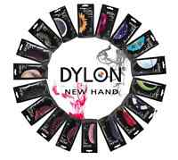 DYLON Fabric Dyes for hand use 1.75 oz  50g - choose the color
