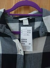 Lovely Ladies Shirt H&M Size 14 BNWT RRP £14.99