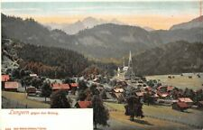 308982) AK Lungern gegen den Brünig Kanton Oberwalden Schweiz