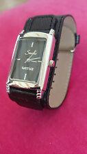"""SACHS """" Vanity Fair """" - Damenuhr Armbanduhr  Uhr im Schlangenleder-Look  NEU"""