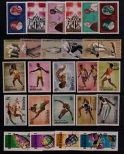 BURUNDI #68//140 Mint Hinged 1964-1965: Olympics, Martyrs, Space, Cooperation
