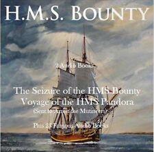 CD - Audio - Seizure of the HMS Bounty & Pandora Search - Plus Bonus Books