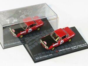 1/43 Lancia Fulvia 1.6 HF Coupe  Rally Monte Carlo 1972  Sandro Munari