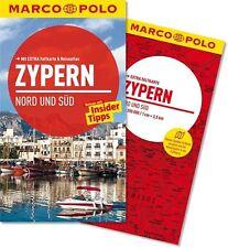 !! Zypern mit Karte 2014 Griechenland Reiseführer Urlaub Marco Polo 2012