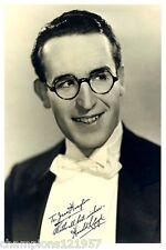 Harold Lloyd ++Autogramm++ ++Hollywood-Legende++