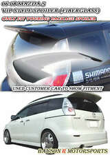 VIP Grand Touring Rear Roof Spoiler Wing Fits 06-10 Mazda 5