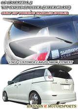 06-10 Mazda 5 VIP Grand Touring Rear Roof Spoiler Wing