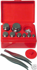 CALIBRATION WEIGHT SET 15 PIECE WEIGHTS 4 DIGITAL SCALE