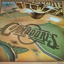 Lp - Commodores - Natural High (Motown M7-902R1)