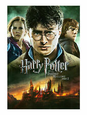 Harry Potter and the Deathly Hallows: Part II (DVD, 2-Disc Set)